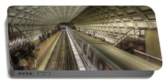 Smithsonian Metro Station Portable Battery Charger