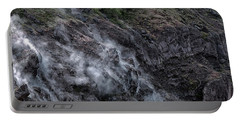 Smoke On Mount Vesuvius Portable Battery Charger