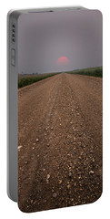 Smokey Road To Nowhere Portable Battery Charger
