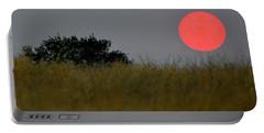 Smokey Sunset Portable Battery Charger