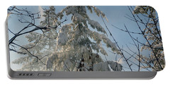 Smokey Trees Portable Battery Charger