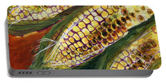 Smoky Maize Portable Battery Charger