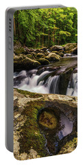 Smoky Mountain Cascade Portable Battery Charger