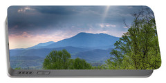 Smoky Mountain Light Portable Battery Charger