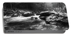 Smoky Mountain River Portable Battery Charger