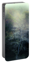 Smoky Mountain Trees Portable Battery Charger