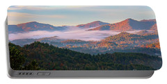 Smoky Mountain Valley Fog Portable Battery Charger