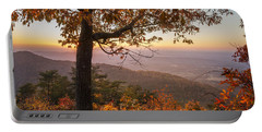 Smoky Overlook Portable Battery Charger