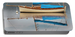 Portable Battery Charger featuring the photograph Smooth Sailing by Werner Padarin