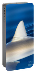 Smooth Shark Fin Portable Battery Charger