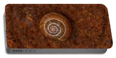 Snail On A Tin Can Portable Battery Charger