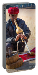 Snake Charmer Portable Battery Charger
