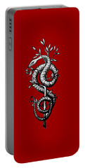 Snake Of Wisdom Portable Battery Charger