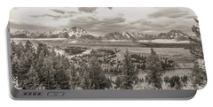Snake River Overlook Grand Teton Portable Battery Charger