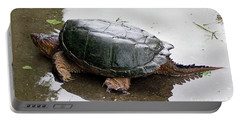 Snapping Turtle Portable Battery Charger