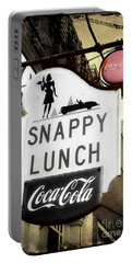 Snappy Lunch Portable Battery Charger