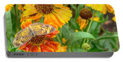 Sneezeweed Portable Battery Charger by Shelley Neff