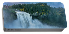 Snoqualmie Falls Rush Hour Portable Battery Charger