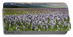 Snow And Lily Portable Battery Charger