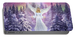 Snow Angel Portable Battery Charger