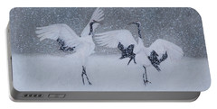 Snow Dancers Portable Battery Charger