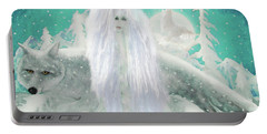 Snow Fairy Portable Battery Charger