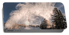 Snow Flume Portable Battery Charger