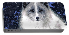 Snow Fox Portable Battery Charger