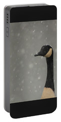 Snow Goose Portable Battery Charger