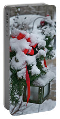 Snow Latern Portable Battery Charger