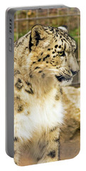 Snow Leopard 1 Portable Battery Charger