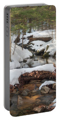 Snow Melt Portable Battery Charger