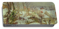 Snow Scene Portable Battery Charger