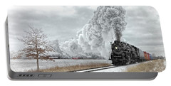 Snow Train Portable Battery Charger