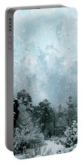Snowfall Portable Battery Charger