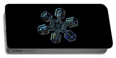 Snowflake Photo - High Voltage IIi Portable Battery Charger