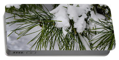 Snowy Branch Portable Battery Charger