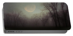 Moonlit Dreams Portable Battery Charger by Inspired Arts