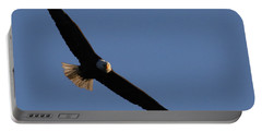 Soaring Eagle Portable Battery Charger by Brook Burling