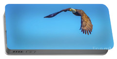 Soaring Eagle Portable Battery Charger by John Roberts