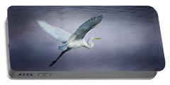 Soaring Egret Portable Battery Charger