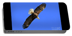 Soaring Into The Blue  Portable Battery Charger