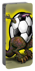 Soccer Zilla Portable Battery Charger