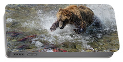 Sockeye In Sight  Portable Battery Charger