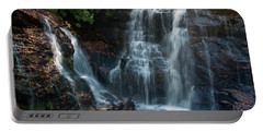 Portable Battery Charger featuring the photograph Soco Waterfalls  by Chris Flees