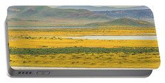 Soda Lake To Caliente Range Portable Battery Charger