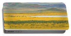 Soda Lake To Caliente Range Portable Battery Charger