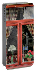 Soderkoping Window Portable Battery Charger