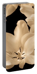 Soft Petals Portable Battery Charger