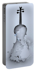 Soft Violin Portable Battery Charger